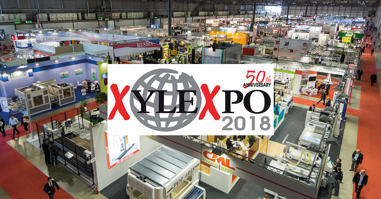 Xylexpo - Milan - May