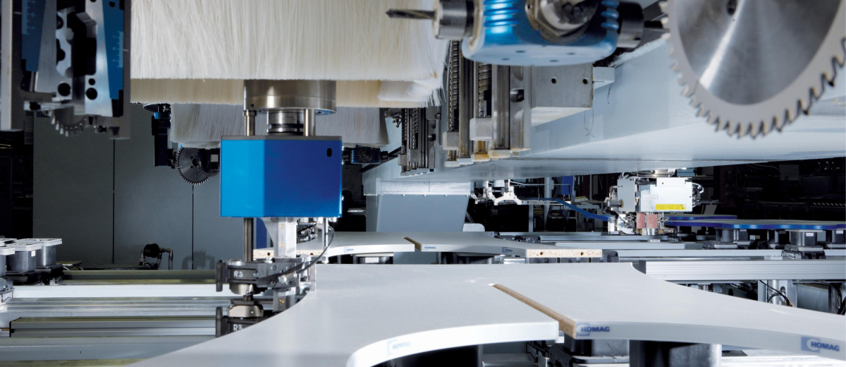 ... CNC Technology for the 21st Century | Furniture Production Magazine