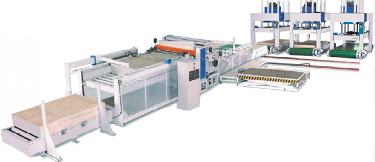 ... , dealing with many well-respected Italian machinery manufacturers