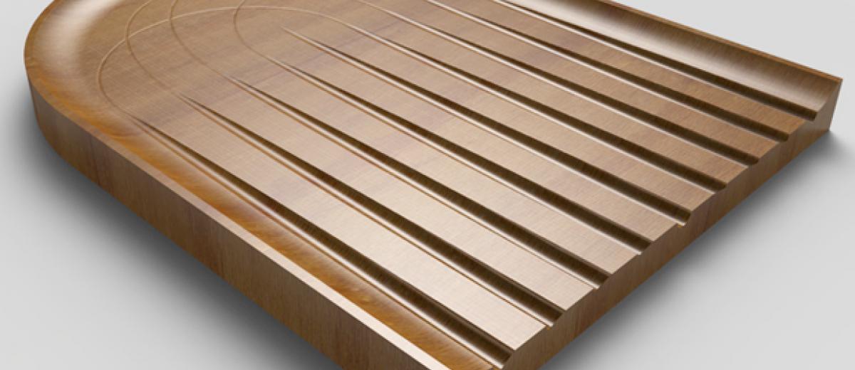 Delcam launches its new furniture design & manufacturing software range, ArtCAM 2015