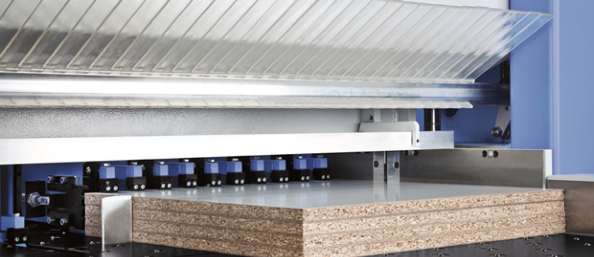 Holzma delivers quality cuts at reduced costs for Decormax