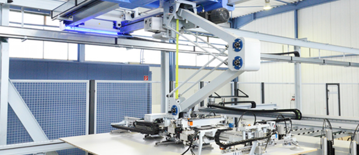 Homag Automation delivers 60% productivity gains for Delta Laminates