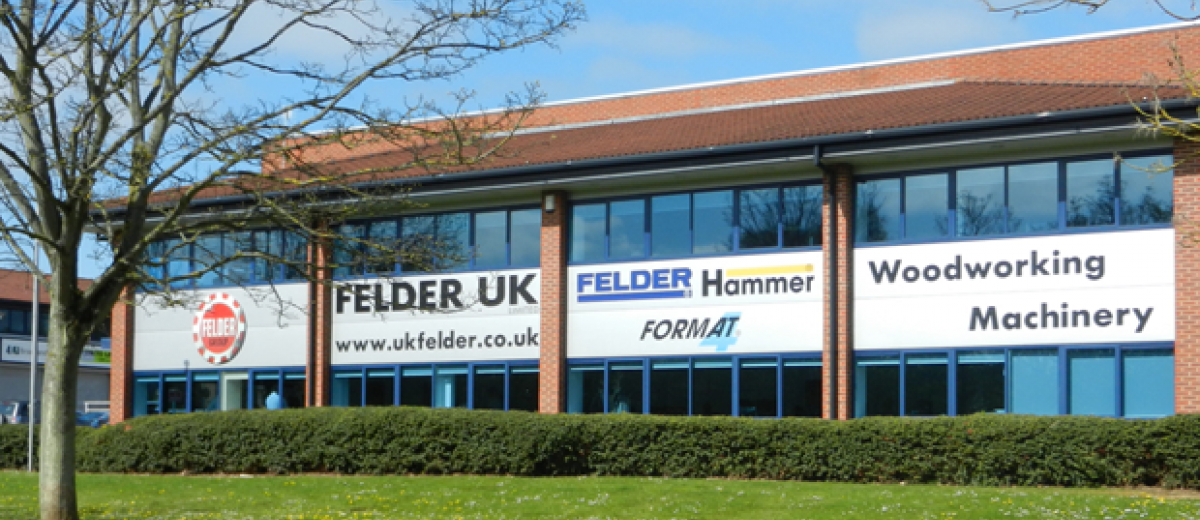 Felder UK unveils impressive new facilities