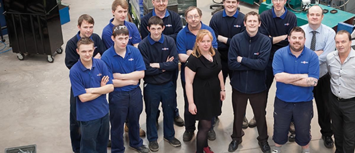 William Hughes provides engineering apprenticeship scheme