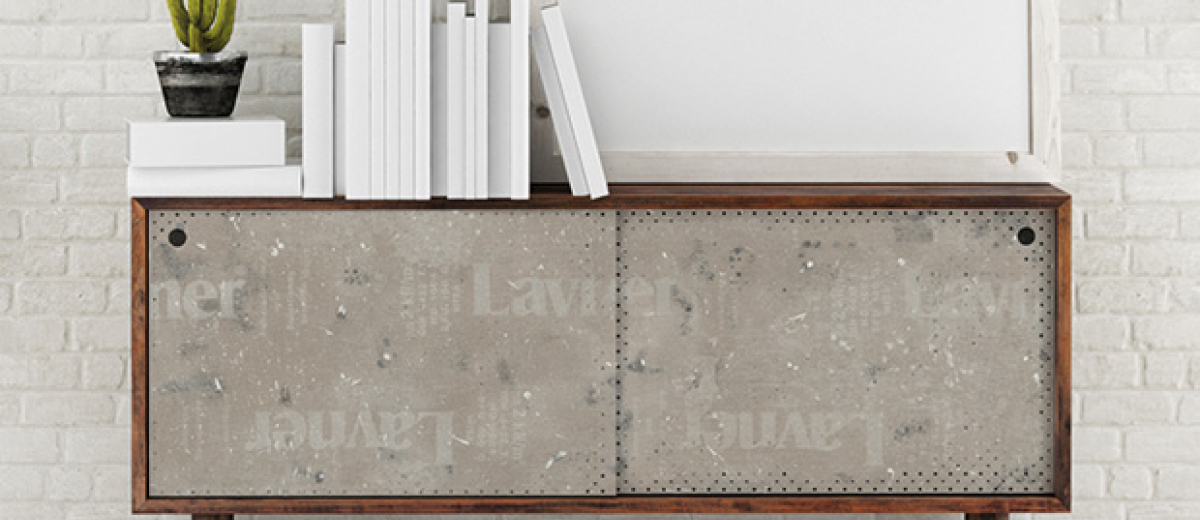 Studio Collection – a range of authentic surfaces