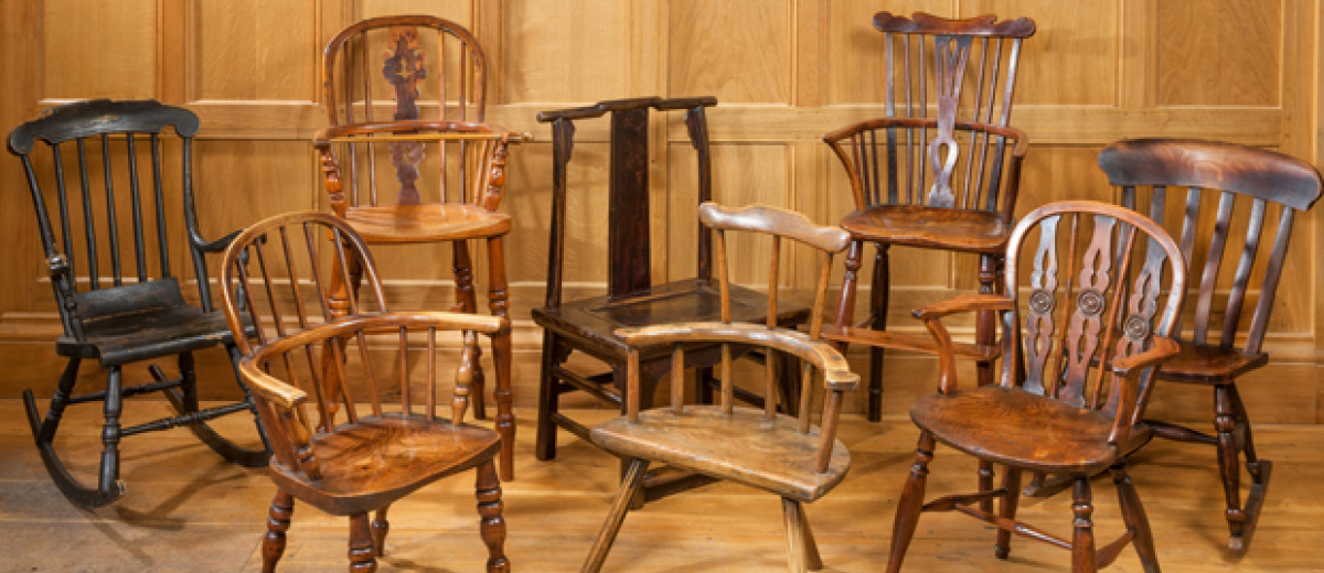 The Child's Chair Exhibition