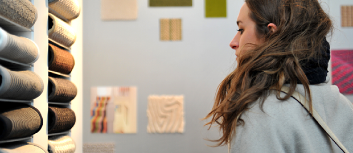 The latest innovations in surface design presented at the Surface Design Show in February
