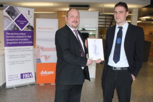 Blum receives FIRA Innovation Award