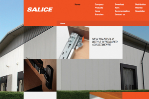Salice UK launches new website