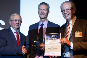 PWS win KBSA best product supplier of 2013