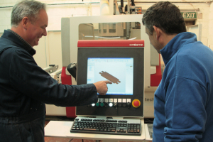 Willow Joinery installs SCM five-axis CNC machining centre