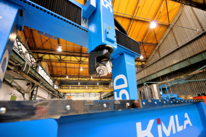 Demand for Kimla CNC machines increasing daily