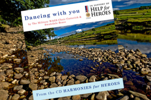 PWS sponsors Military WAGS Choir's Harmonies for Heroes CD and iTunes download