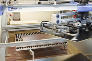 Store and Saw with Homag Group's popular power duo