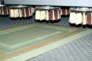 Kündig's new sanding units increase versatility