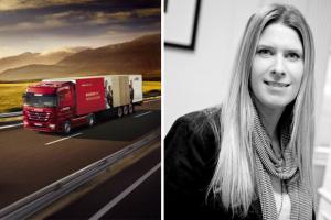Egger trucking its impressive Trend Bible roadshow across the UK