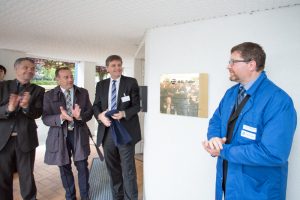 H.B. Fuller reopens state-of-the-art adhesive facility in Blois, France