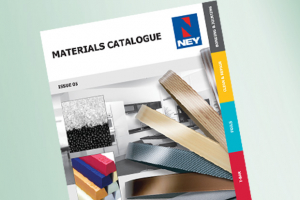 Ney launch new materials brochure