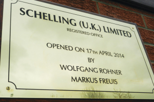 Schelling UK unveils new premises