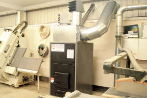 Wood waste heater that comes highly recommended