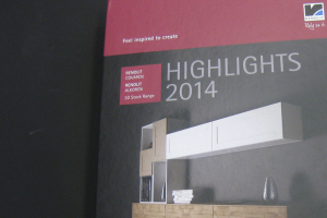 Renolit 2014 Highlights collection launched