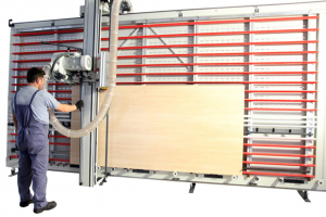 AMS launches new vertical panel saw brand to the UK market