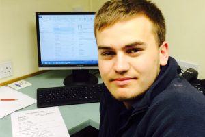 Additional apprentice joins TM Services