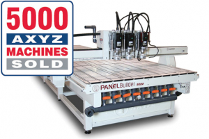 AXYZ International celebrates 5000th machine sale