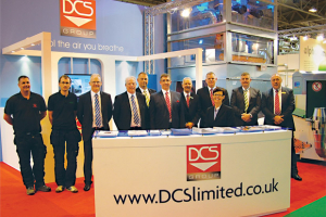 DCS Group celebrates W14 success