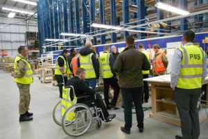 PWS Help our Heroes towards a new career