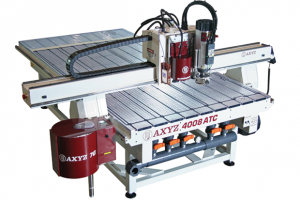 AXYZ International expands the possibilities for CNC machines