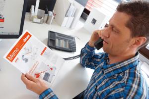 Blum's new Technical Support hotline