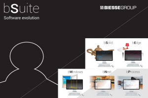 bSuite: a single, integrated software solution from Biesse