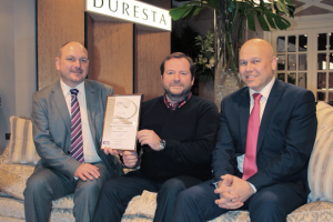 FIRA Gold for foam and feather cushion