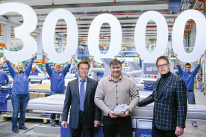 Format 4 commissions its 30,000th machine