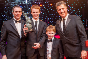 Double success for Combilift at the FLTA Awards