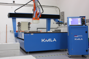 Kimla four-axis CNC for iLECSYS