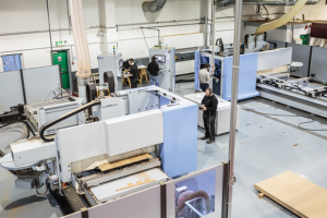 Homag BMG machines enhance reputation for the Specialist Joinery Group