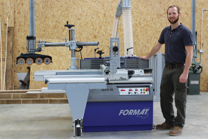 Impressive Felder tech helps window firm create a future-proof workshop