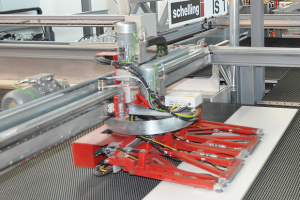 Schelling confirm the advantages of a single production run saw at Ligna
