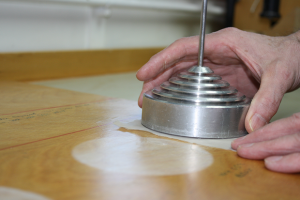 Can your kitchen worktop stand the heat?