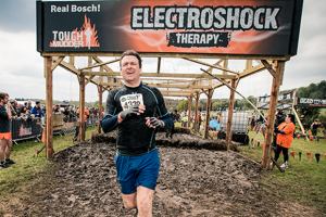 Bosch sponsors Tough Mudder UK