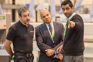 Biesse workshop  deemed a roaring success