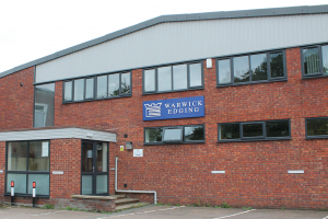 Warwick Edging offers more choice and service