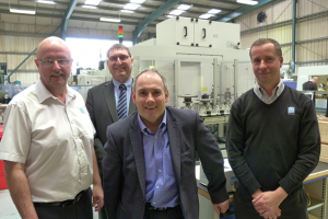 "MP Robert Halfon praises ""outstanding"" Leitz Tooling"