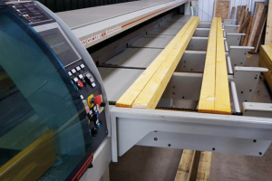 Bartram Timber opts for Cursal automatic crosscut system from JJ Smith