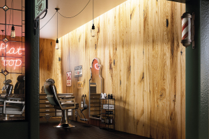 Beautiful real wood veneer stands out from the crowd