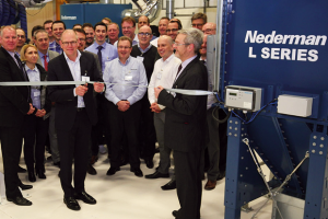 Nederman opens new training and demonstration facility