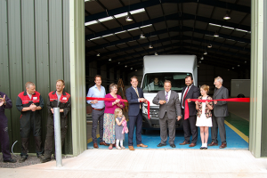 New £1.5m factory extension for Trucksmith