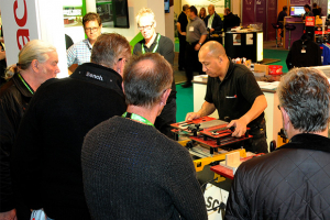 Pre-Book your W16 machinery demonstrations
